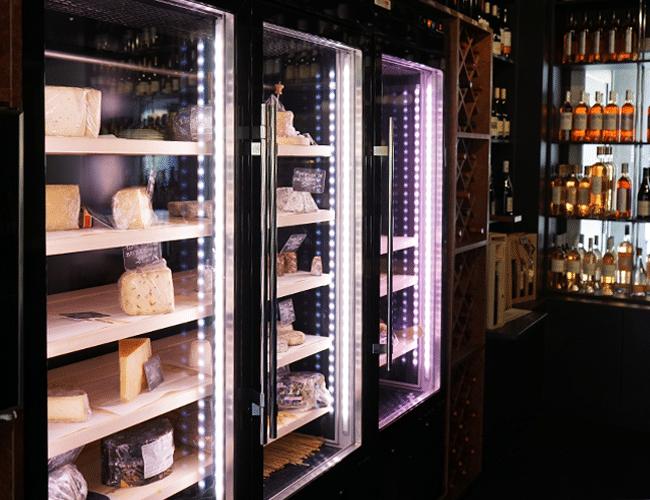 fromages et vins à Poitiers