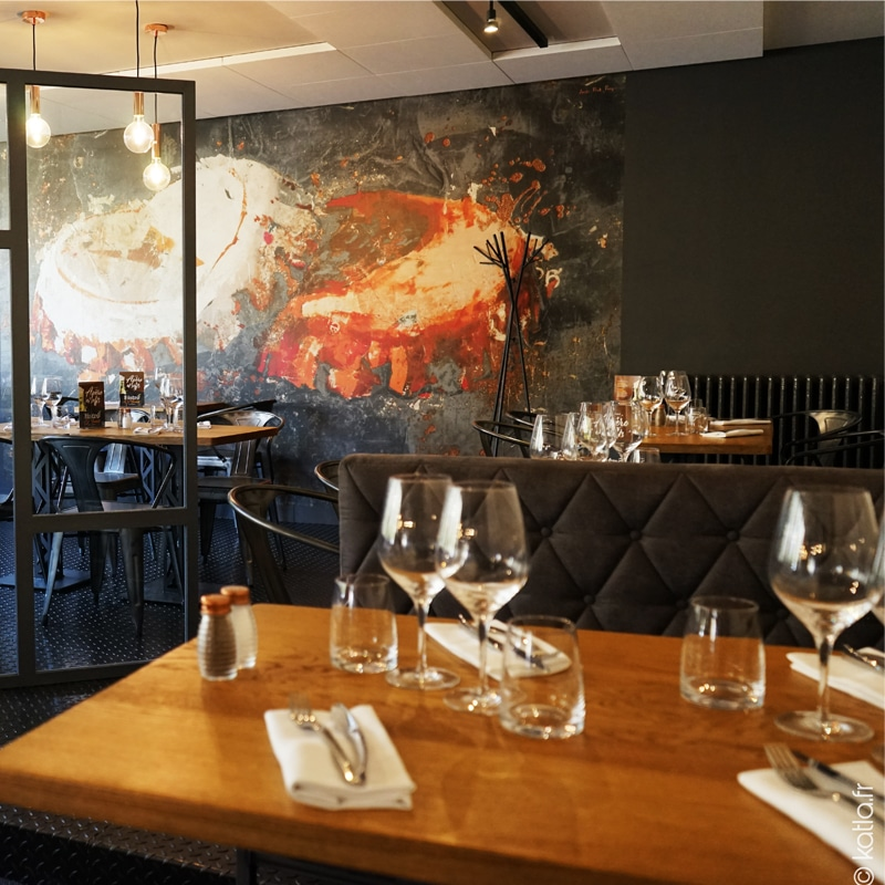 Vins Rouges Restaurant Poitiers vins Bistrô