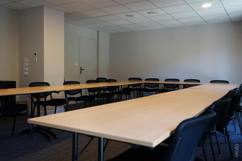 Location salle de réunion et séminaire Poitiers