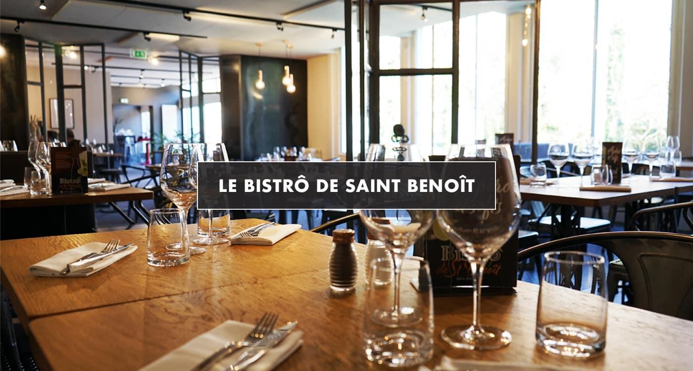 Restaurant Bistrot à Saint Benoit 86